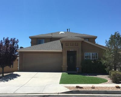 Albuquerque Single Family Home For Sale: 7600 Eagle Avenue NW