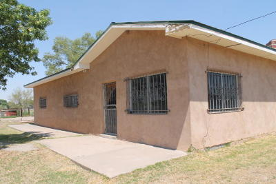 Valencia County Single Family Home For Sale: 1412 N Gabaldon Road