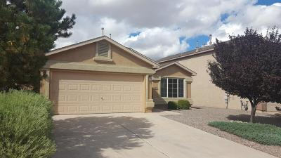 Rio Rancho Single Family Home For Sale: 505 Peaceful Meadows Drive NE