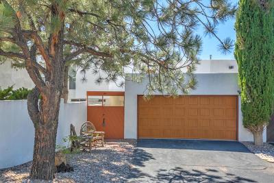 Albuquerque Attached For Sale: 9 La Villita Court NE
