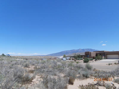 Rio Rancho Residential Lots & Land For Sale: 3103 Oculus Loop NE