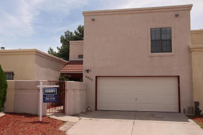Albuquerque Attached For Sale: 3928 Ladera Drive NW