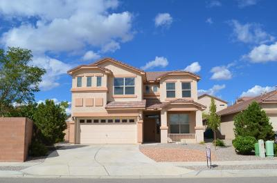 Albuquerque, Rio Rancho Single Family Home For Sale: 2701 Tulipan Loop SE
