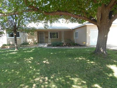 Single Family Home For Sale: 1404 Cardenas Drive NE