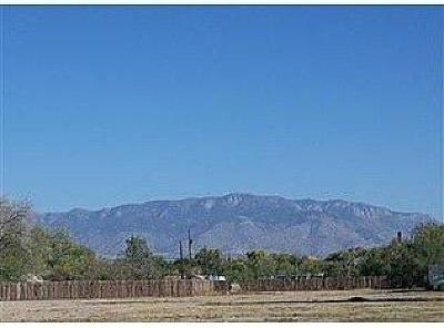 Los Ranchos Residential Lots & Land For Sale: El Caminito De Guadalupe NW