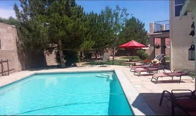 Albuquerque Single Family Home For Sale: 4301 Rancho Redondo NW