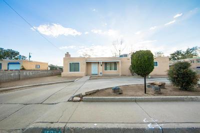 Albuquerque Single Family Home For Sale: 1501 Hendola NE