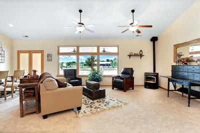 Corrales Single Family Home For Sale: 6469 Corrales Road