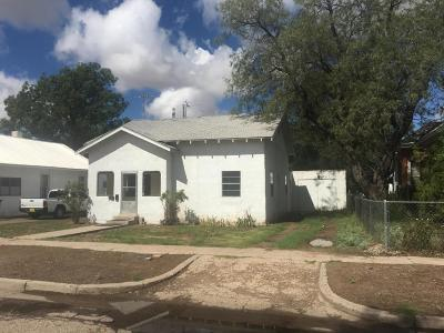 Valencia County Single Family Home For Sale: 319 N 2nd. Street