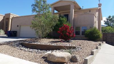 Albuquerque NM Single Family Home For Sale: $343,000