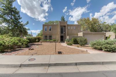 Single Family Home For Sale: 6701 Baker Avenue NE