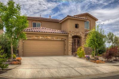 Albuquerque Single Family Home For Sale: 4900 Costa Maresme Drive NW