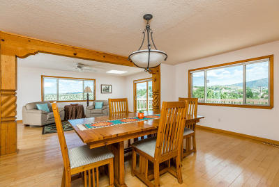 Placitas Single Family Home For Sale: 46 Tejon Canon Road