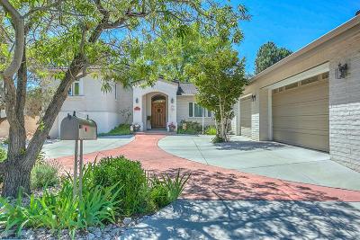 Albuquerque NM Single Family Home For Sale: $475,000
