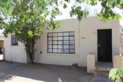 Albuquerque NM Single Family Home For Sale: $95,000