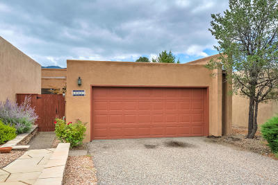 Sandia Heights Single Family Home For Sale: 1802 Tramway Terrace Loop NE