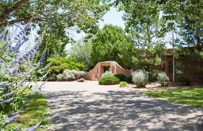 Albuquerque Single Family Home For Sale: 1266 Bona Terra Loop NW