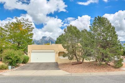 Sandia Heights Single Family Home For Sale: 2317 Calle De Rafael NE