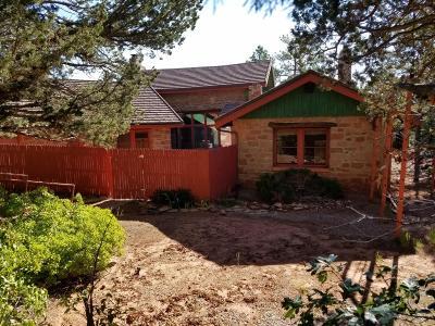 Tijeras, Cedar Crest, Sandia Park, Edgewood, Moriarty, Stanley Single Family Home For Sale: 28 Los Lomas Circle