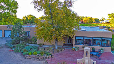 Valencia County Single Family Home For Sale: 914 Macario Lane NE