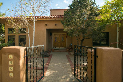 Sandia Heights Single Family Home For Sale: 1408 Bluebell Place NE