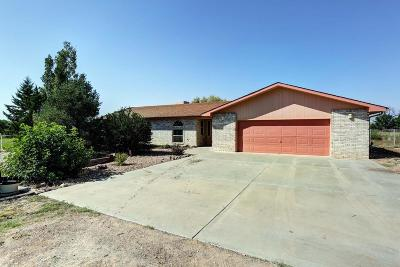 Valencia County Single Family Home For Sale: 19566 Highway 314