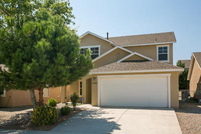 Albuquerque Single Family Home For Sale: 10463 Calle Mirlo NW