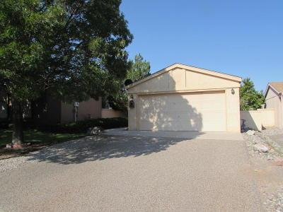 Rio Rancho Single Family Home For Sale: 972 Harrison Drive NE