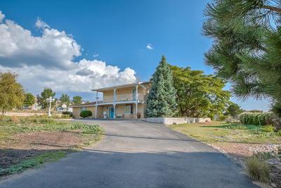 Single Family Home For Sale: 12100 Modesto Avenue NE