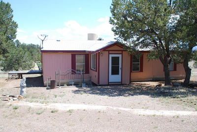 Catron County Single Family Home For Sale: 267 Frontier Trail Old Thomas #9