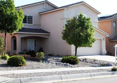Stormcloud Sub Single Family Home For Sale: 9223 Cumulus Place NW