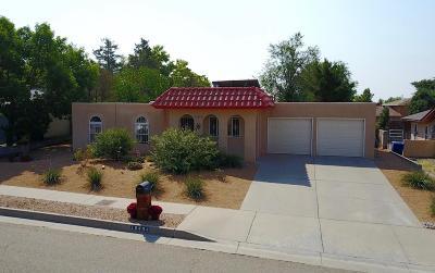 Albuquerque Single Family Home For Sale: 10404 Guadalajara Avenue NE