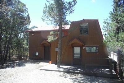 Tijeras, Cedar Crest, Sandia Park, Edgewood, Moriarty, Stanley Single Family Home For Sale: 76 Big Dipper Road SE