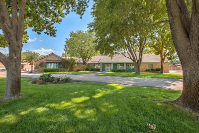 Albuquerque Single Family Home For Sale: 520 Paseo Del Bosque NW