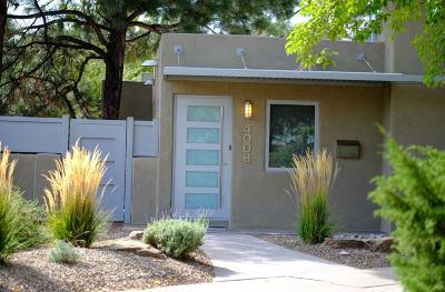 Albuquerque Single Family Home For Sale: 4008 Smith Avenue SE