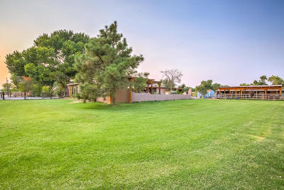 Corrales Single Family Home For Sale: 707 Walden Road