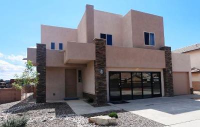 Albuquerque Single Family Home For Sale: 8901 Aleesa Court NE