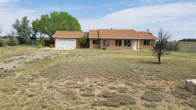 Tijeras, Cedar Crest, Sandia Park, Edgewood, Moriarty, Stanley Single Family Home For Sale: 26 Tumbleweed Drive