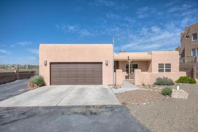 Rio Rancho Single Family Home For Sale: 2005 Contreras Road NE