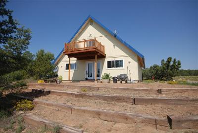 Tijeras, Cedar Crest, Sandia Park, Edgewood, Moriarty, Stanley Single Family Home For Sale: 165 Cedar Lane