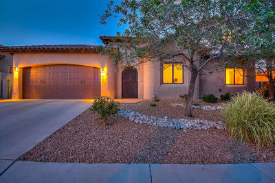 Albuquerque Single Family Home For Sale: 4408 Oxbow Trail NW