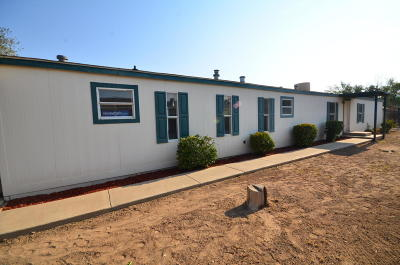 Albuquerque NM Manufactured Home For Sale: $52,500