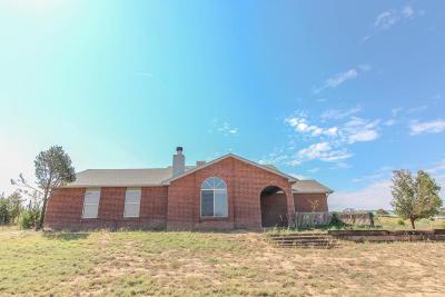 Tijeras, Cedar Crest, Sandia Park, Edgewood, Moriarty, Stanley Single Family Home For Sale: 258 Dinkle Road