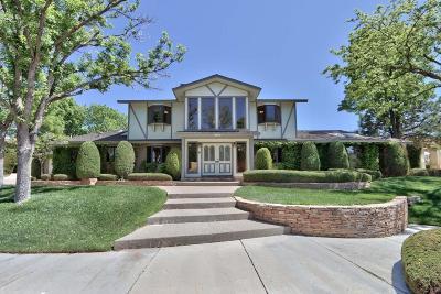 Albuquerque Single Family Home For Sale: 9600 Pebble Beach Drive NE