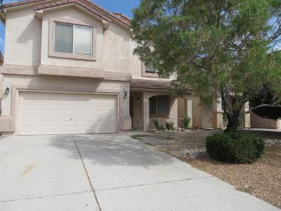 Rio Rancho Single Family Home For Sale: 1021 Toscana Road SE