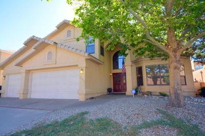 Albuquerque Single Family Home For Sale: 5528 Via Conejo NE