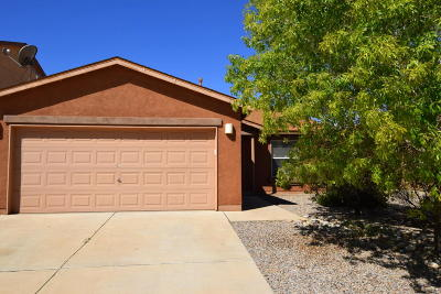 Rio Rancho Single Family Home For Sale: 1772 Mesa Grande Loop NE