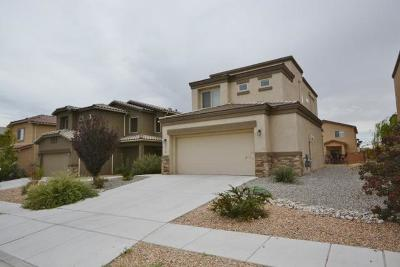 Albuquerque Single Family Home For Sale: 8316 Mock Heather Road NW
