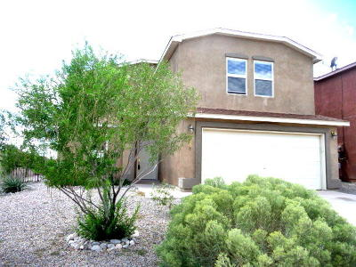Rio Rancho Single Family Home For Sale: 5885 Union Drive NE