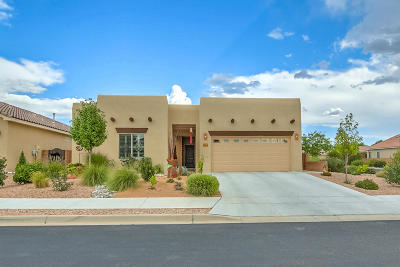 Bernalillo Single Family Home For Sale: 942 Prairie Zinnia Drive